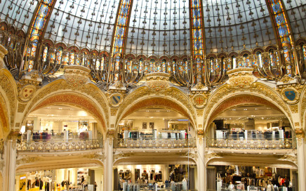 Galeries Lafayette - Fashionvictress.com