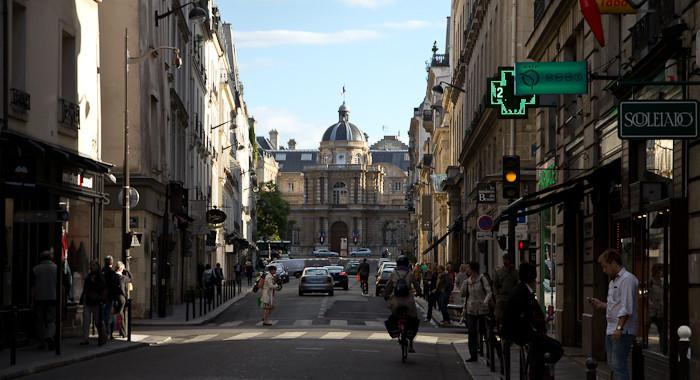 Rue de Seine - Fashionvictress