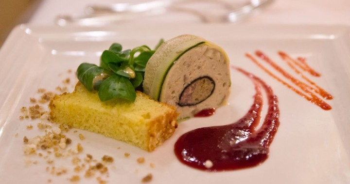 Gourmet-Dinner im Posthotel Achenkirch
